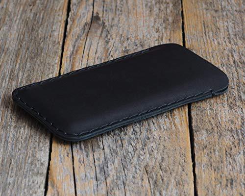 Housse en cuir pour OnePlus 7 Pro, 7, 6T, 6, 5T, 5, 3T, 3, 2, One, X, Plus étui personnalisé pochette case coque cover monogramme inscrivez ... 12