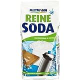 Heitmann Reine Soude, 4 Paquet (4 x 500 g)