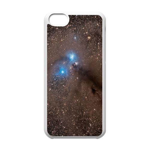 Corona Australis 33 33 coque iPhone 5C Housse Blanc téléphone portable couverture de cas coque EBDXJKNBO16896