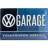 """Nostalgic art 22239 volkswagen vW garage """"20 x 30 cm"""