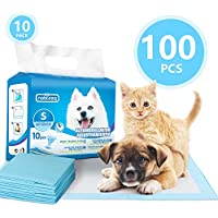 Nobleza - 100 x Empapadores Perros Alfombrilla higiénica de Entrenamiento para Perros. Ultraabsorbente 60cm*40cm.
