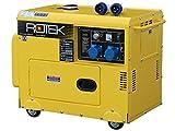 Rotek Diesel Stromerzeuger GD4SS-1A-6000-EBZ