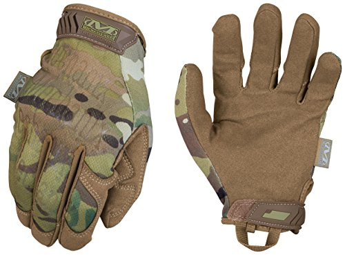 Mechanix Wear Handschuhe, mit Tarnmuster, MG-78-010