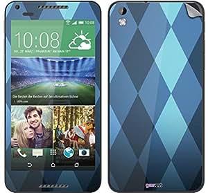 GsmKart HD816 Mobile Skin for HTC Desire 816 (Blue, Desire 816-886)