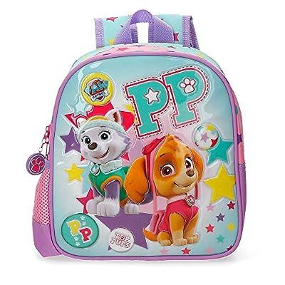 La Patrulla Canina 27120A1 Best Pup Ever Mochila Infantil, 5.75 Litros, Color Azul de La Patrulla Canina