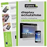dipos I 6X Schutzfolie matt passend für ASUS Padfone Infinity A86 Folie Displayschutzfolie