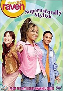 That's So Raven - Supernaturally Stylish [DVD]