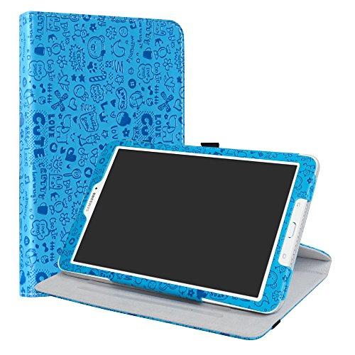 cover tablet samsung tab e 9.6 LiuShan Samsung Galaxy Tab E 9.6 rotante Custodia