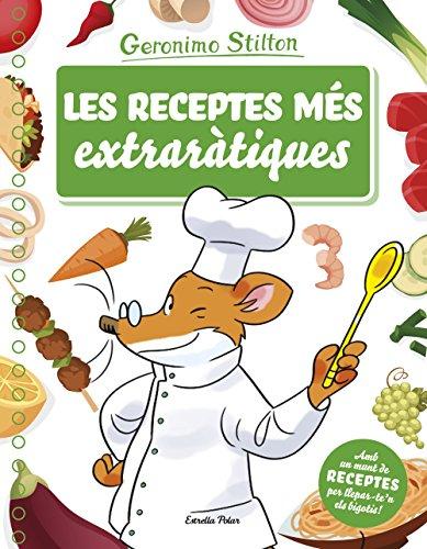 Les receptes més extraràtiques (Llibres d'activitats) por Geronimo Stilton