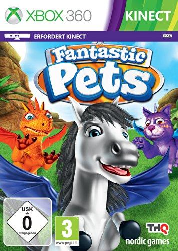 Fantastic Pets Kinect (Xbox-spiele Mädchen Für)