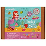 #9: JackInTheBox - Great DIY craft gift for girls - Under The Sea 2-in-1 Activity Kit