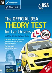 The Official DSA Theory Test for Car Drivers CD-ROM 2010-2011