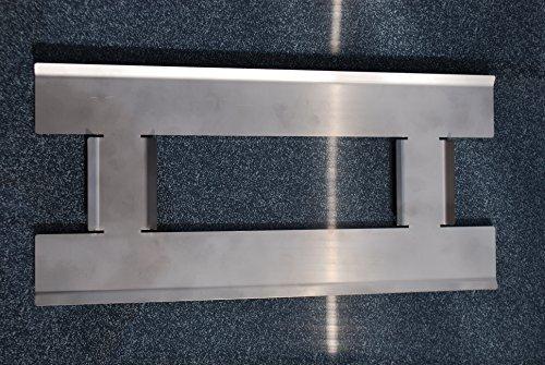 Manufaktur Stollenwerk 360mm x 170mm Edelstahl Flammenverteiler/Flammenabdeckung/Grillblech - super Ersatzteil für u.a. Enders Manhattan (360-170-1)