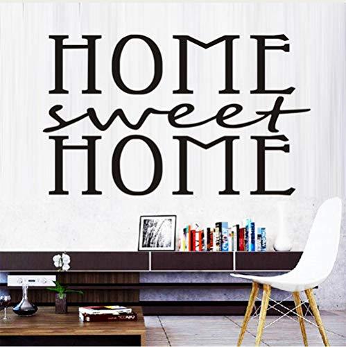 Wohnzimmer schlafzimmer vinyl kindergarten wandkunst diy aufkleber kind baby zimmer wandtattoo kalligraphie text dekoration poster 71x43 cm
