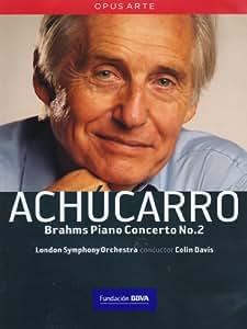 Brahms, Johannes - Klavierkonzert Nr. 2 [DVD]