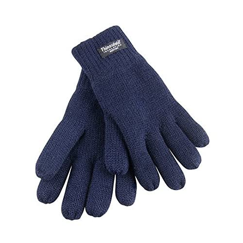 Result R147J Thinsulate Gloves, Navy, One Size