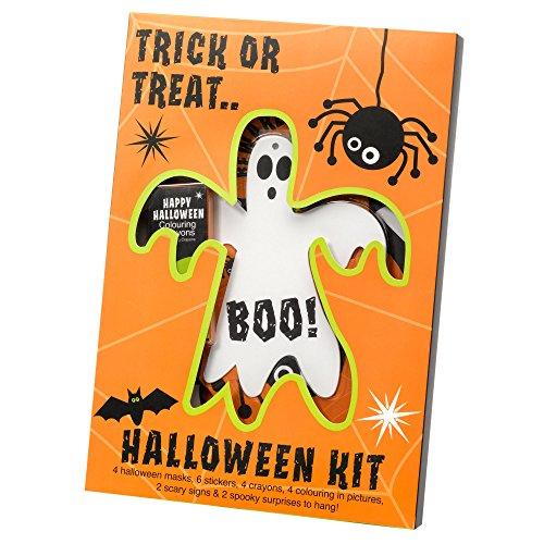 Neviti Happy Halloween Trick or Treat Activity Kit