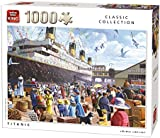 King Titanic Jigsaw Puzzle (1000 Pieces)