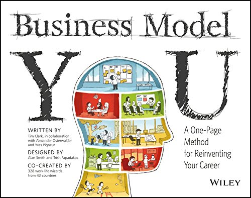 Portada del libro Business Model You: A One-Page Method For Reinventing Your Career