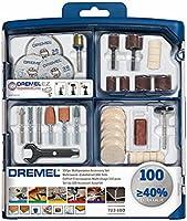 Dremel 723 Multipurpose Accessory Set - 100 Pieces