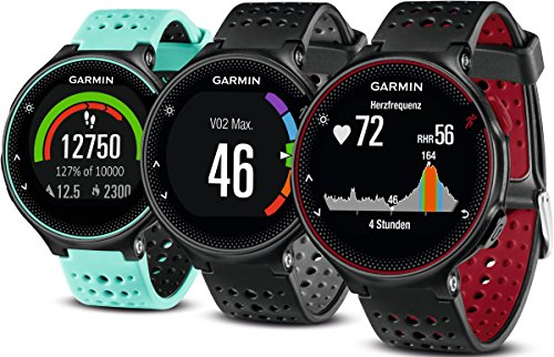 Garmin Forerunner 235 WHR Laufuhr (Herzfrequenzmessung am Handgelenk, Smart Notifications) - 15