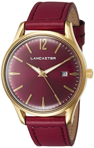 "Lancaster Paris ""Heritage"" reloj de pulsera burderos mujer"