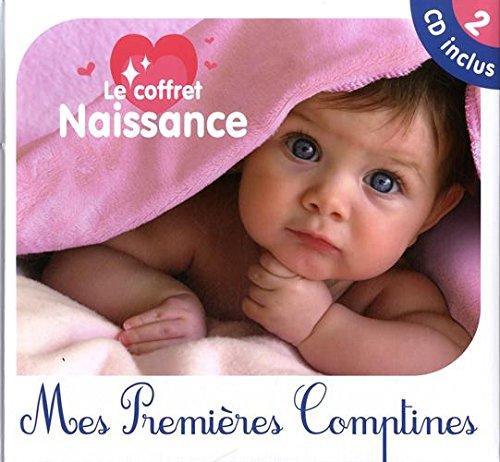 Le coffret Naissance : Mes premières comptines (2CD audio)