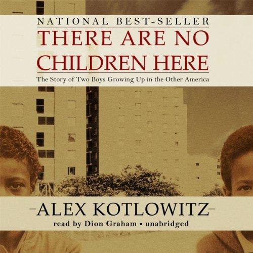 There Are No Children Here  Audiolibri