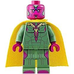 LEGO® Vision Minifigure - Split from Lego Marvel Super Heroes Avengers Quinjet Chase 76032
