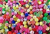 Small 100 Crazy Bouncy Jumping Balls Set - Smart Buy (100 Tiny Crazy Balls)