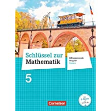 Schlüssel zur Mathematik - Differenzierende Ausgabe Hessen / 5. Schuljahr - Schülerbuch
