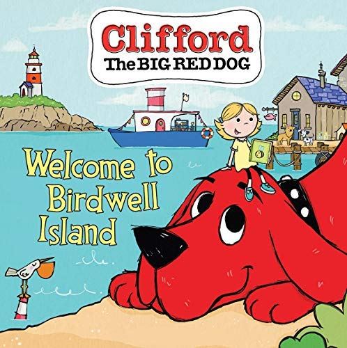 The Story of Clifford (Clifford) (English Edition)