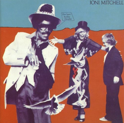 Joni Mitchell: Don Juan's Reckless Daughter (Audio CD)
