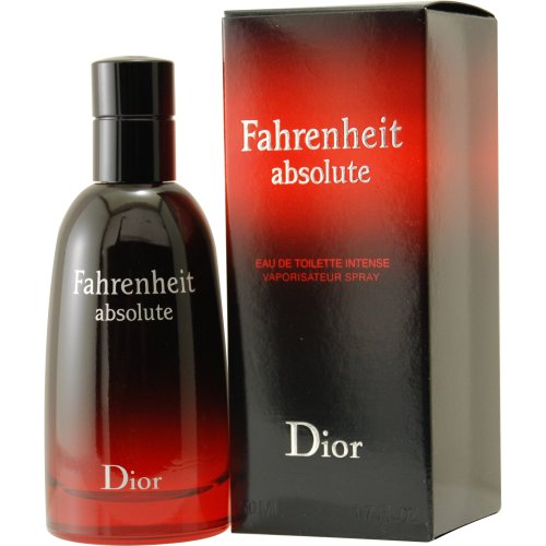 Dior Fahrenheit Absolute Intense Eau De Toilette Spray