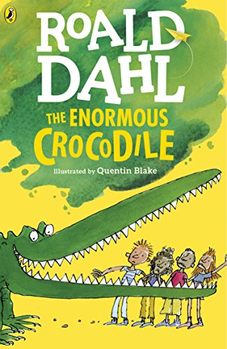 The Enormous Crocodile (Dahl Fiction) por Roald Dahl