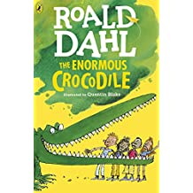 The Enormous Crocodile (Dahl Fiction)