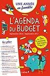 Agenda du Budget sept 2016 - sept 201...