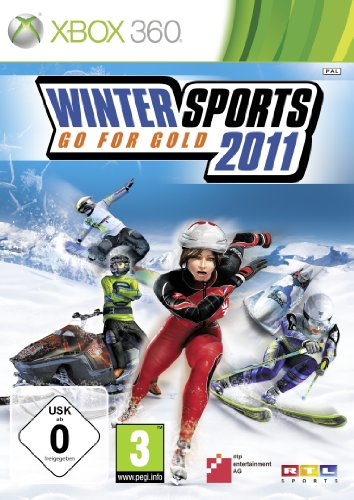 Winter Sports 2011 - Go for Gold