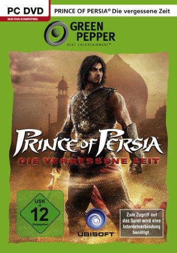 Preisvergleich Produktbild Prince of Persia - Die vergessene Zeit [Green Pepper]