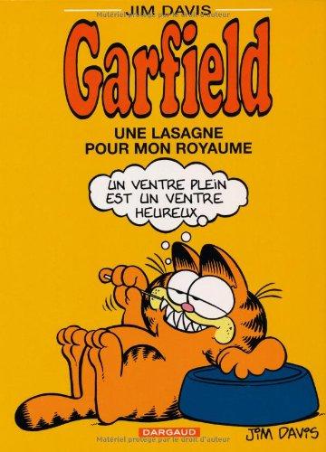Garfield, tome 6 : Une lasagne pour mon royaume