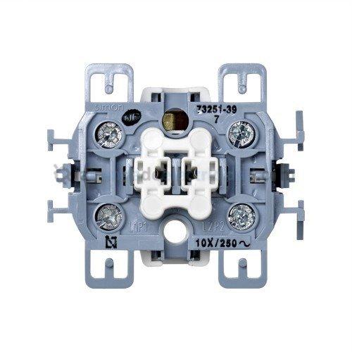 Simon - 73251-39 conmutador cruce s-73 Ref. 6557339025