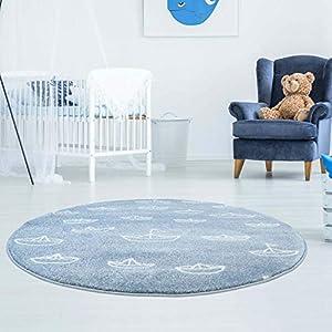 Teppich Kinderzimmer Junge Rund günstig online kaufen | Dein Möbelhaus