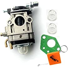 3x Primer für Vergaser passend für Rotfuchs BC52 Motorsense