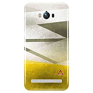 a AND b Designer Printed Back Case / Back Cover For Asus Zenfone Max (ZEN_MAX_3D_3407)