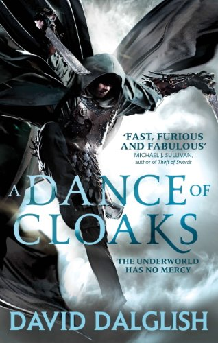 A Dance of Cloaks: Book 1 of Shadowdance (English Edition)