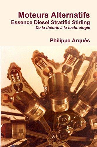 Moteurs Alternatifs by Philippe Arqu??s (2015-06-18)