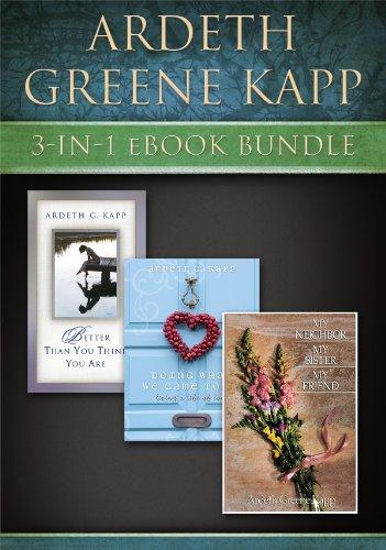 Ardeth Greene Kapp: 3-in-1 eBook Bundle (English Edition) eBook ...