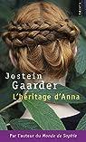L'héritage d'Anna par Gaarder