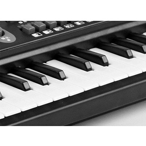 Gosear Multi-Funktion 61 Tasten Kinder Elektronische Orgel Tastatur Klavier Kind Musikalische Lehre Spielzeug mit Mikrofon Und EU Power Netzkabel - 2