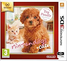 Nintendogs And Cats Toy Poodle And New FrienDS[Importación Inglesa]